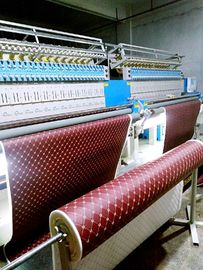 الصين Safe Digital Embroidery Machine , Leather Embroidery Sewing Machine Computerized المزود