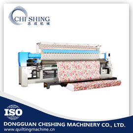 22 Head Computerized Embroidery Machine 76.2mm Needle Distance For Beddings
