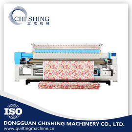 Mattress Single Needle Quilting Machine , Industrial Embroidery Machines 3.2 Meters