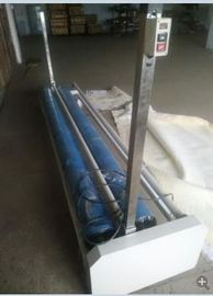 2800 MM Quilting Material Winding Machine Cotton Roller Width 2800 MM for Blankets